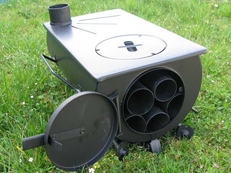 rning Stove Cooker Heater Camping tent Tipi . - SelfButler - Be Inspired