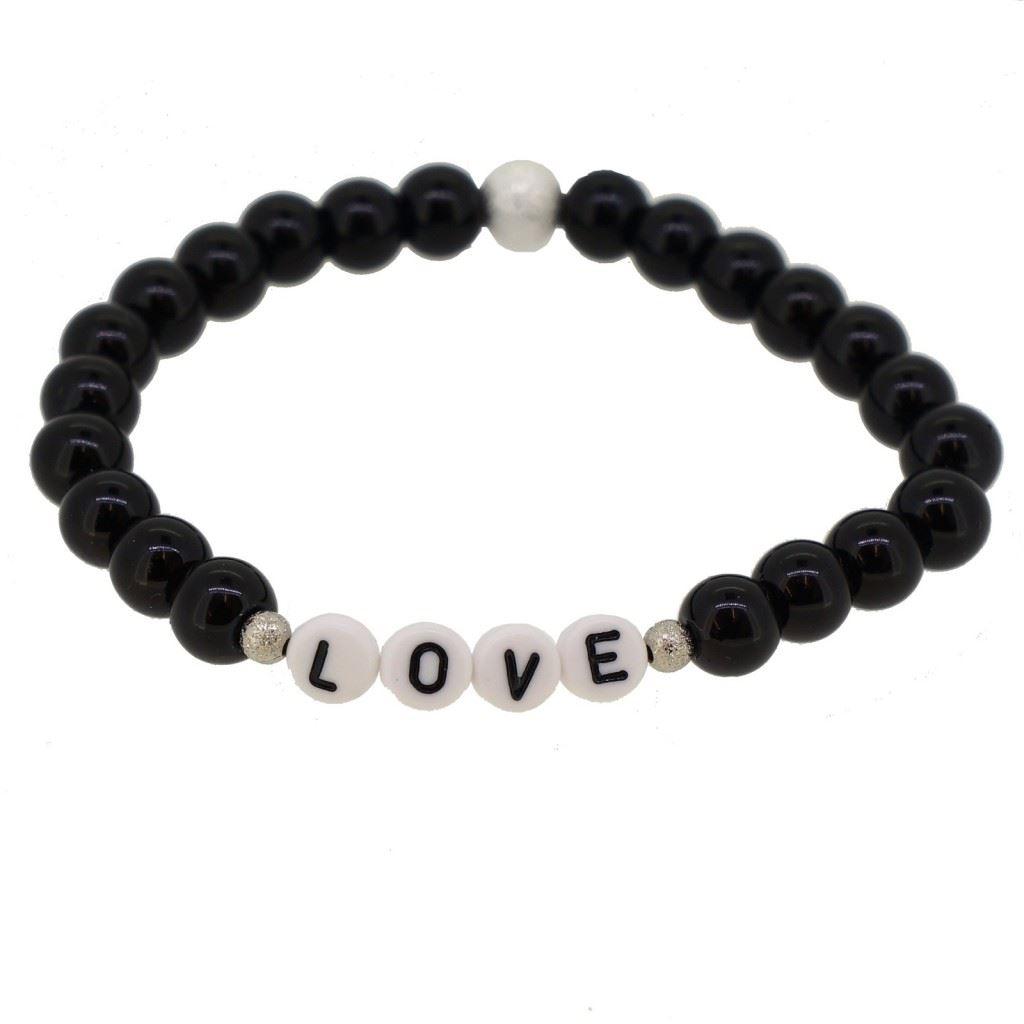 Letter Beads For Bracelet Making