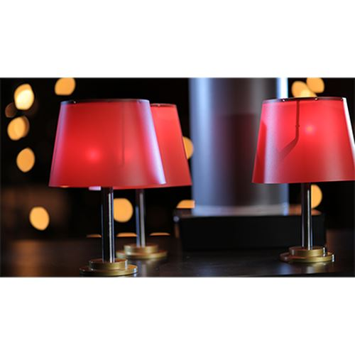 Magic multiplying table lamp red trick ebay for Table 6 trick