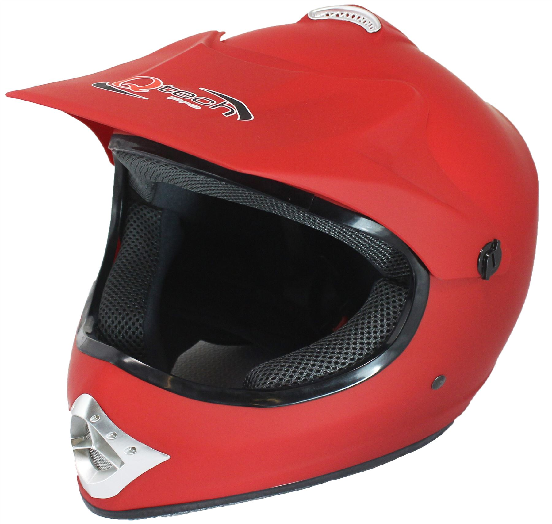 kinder motocross helm f r offroad schwarz rot blau ebay. Black Bedroom Furniture Sets. Home Design Ideas