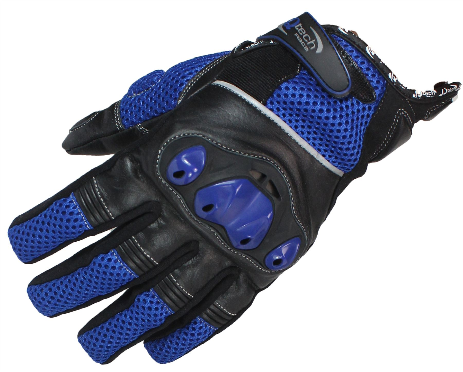 Motorcycle knuckle gloves - Motorcycle Motorbike Gloves Sports Short Cuff Protected Knuckle