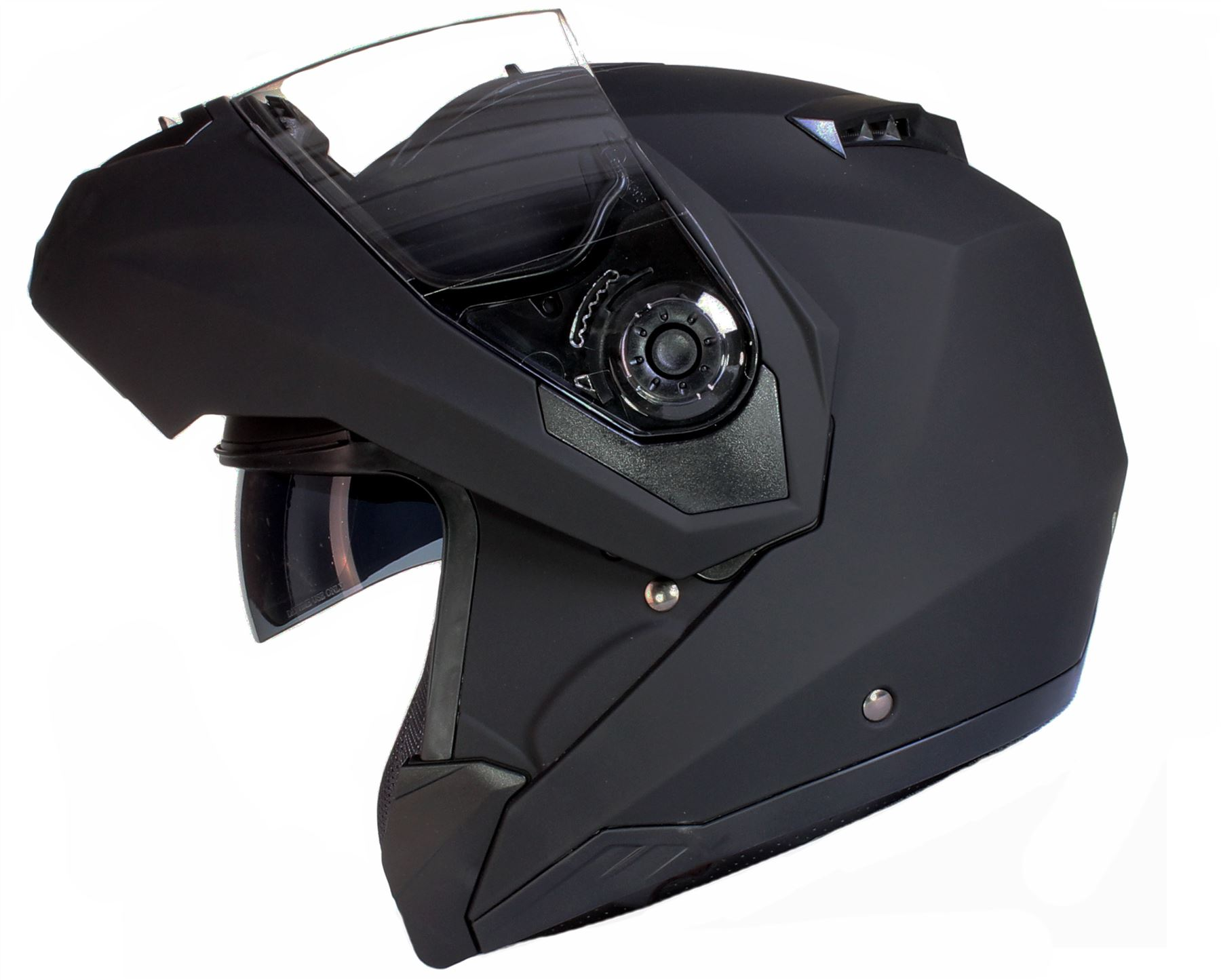 casque moto modulable avec double visi re teint e scooter. Black Bedroom Furniture Sets. Home Design Ideas