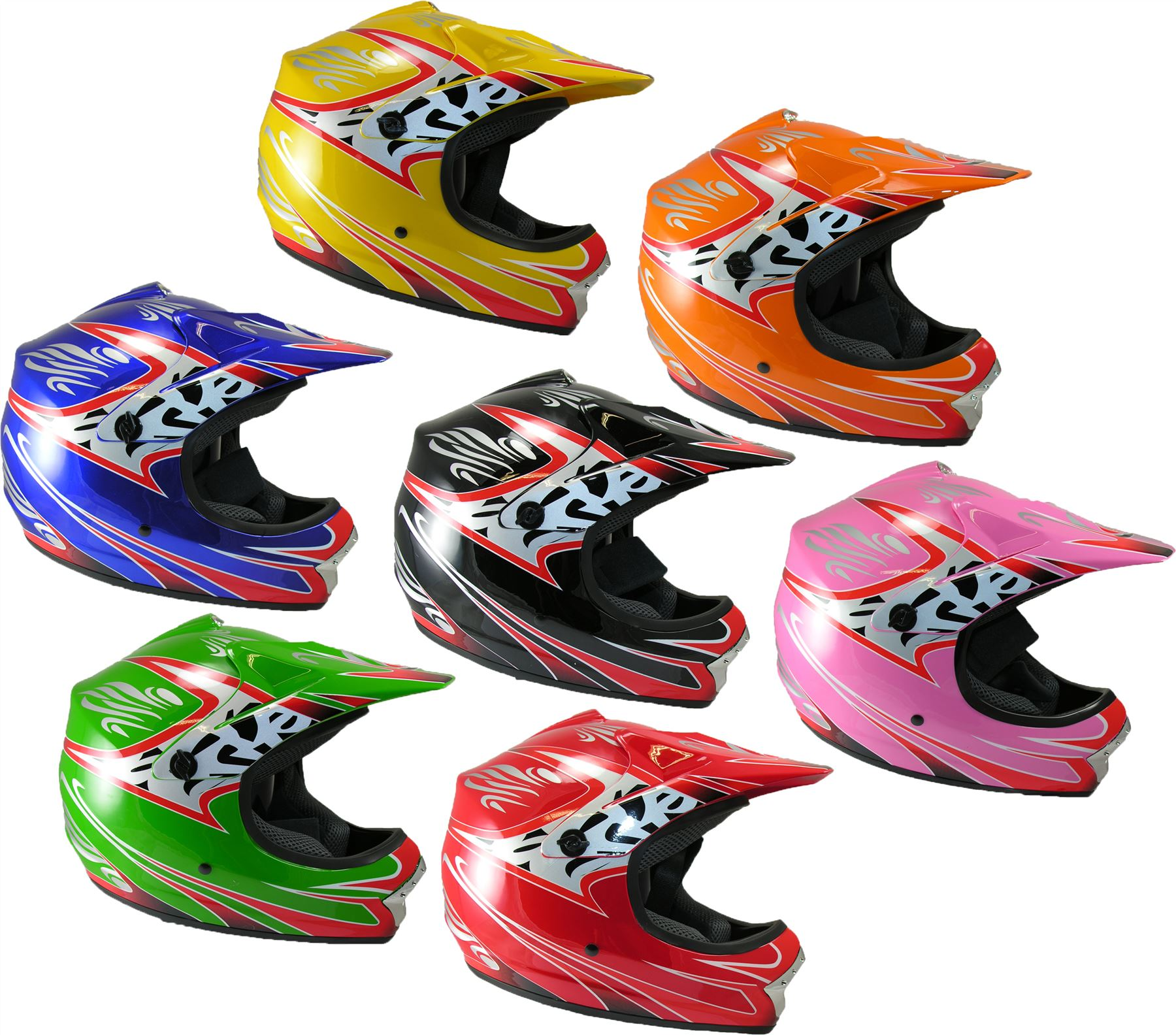 casque motocross pour enfants moto cross v lo de montagne bmx atv quad. Black Bedroom Furniture Sets. Home Design Ideas