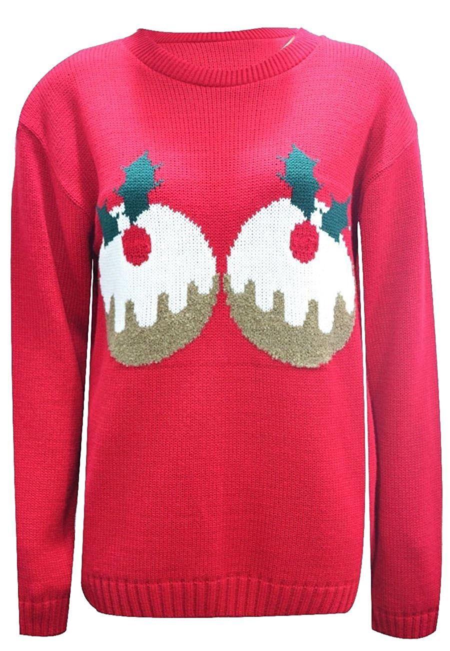 Ladies christmas sweaters uk