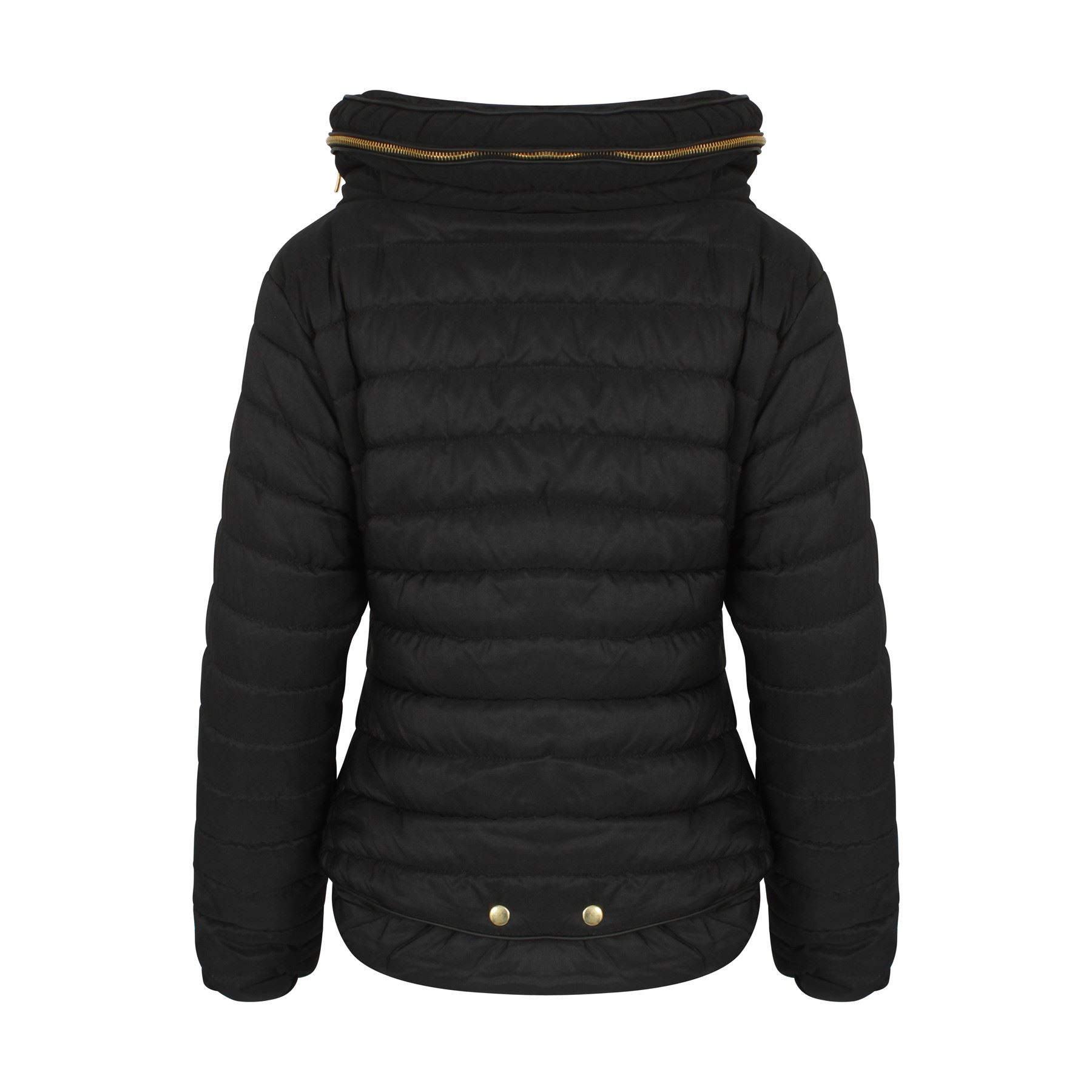 Padded coats for women