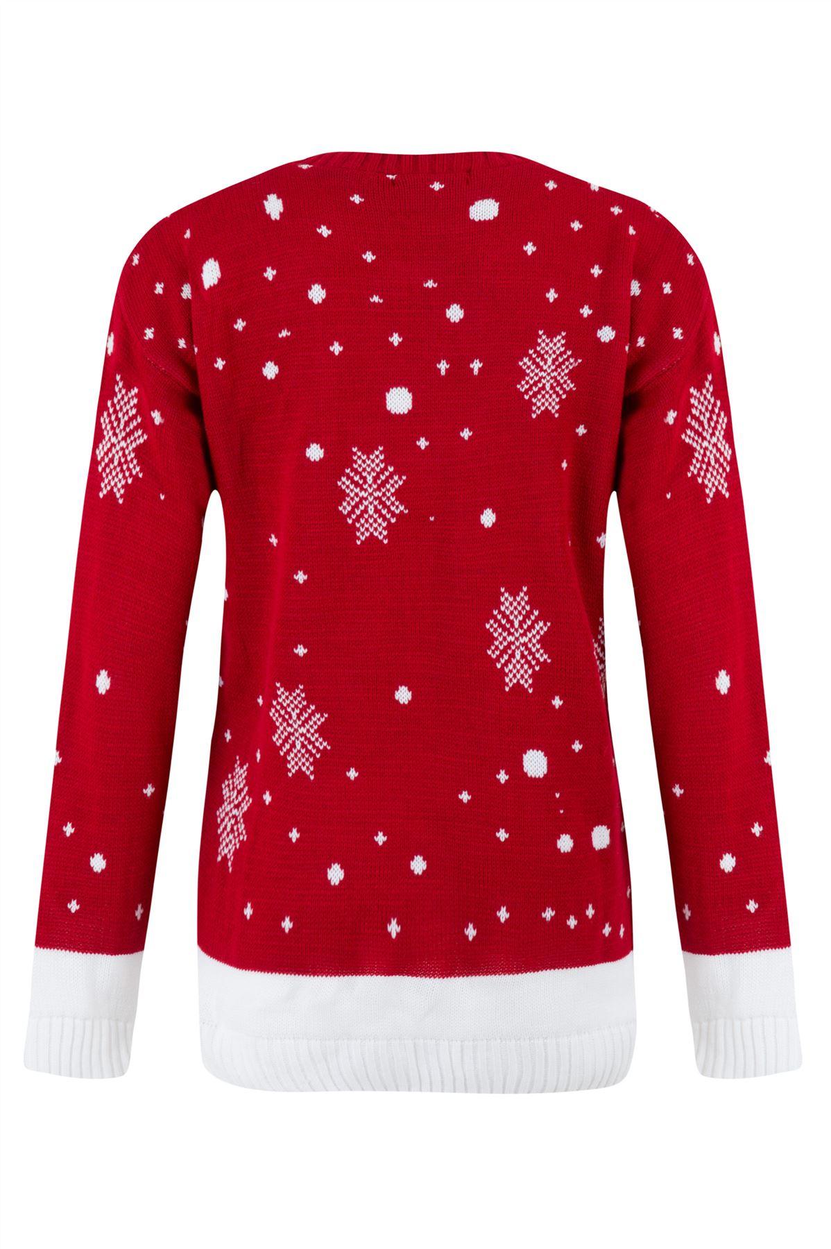 Unisex Christmas Gift Ideas: Unisex Christmas Xmas Novelty Design Knitted Sweater