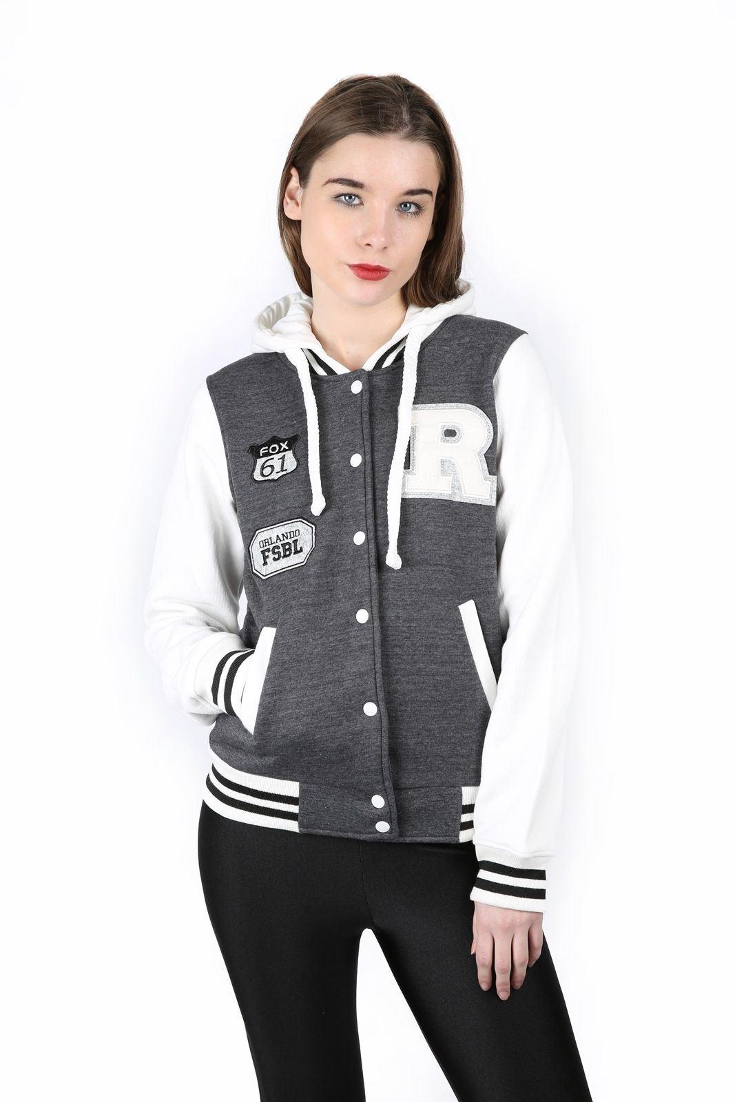Baseball jackets women
