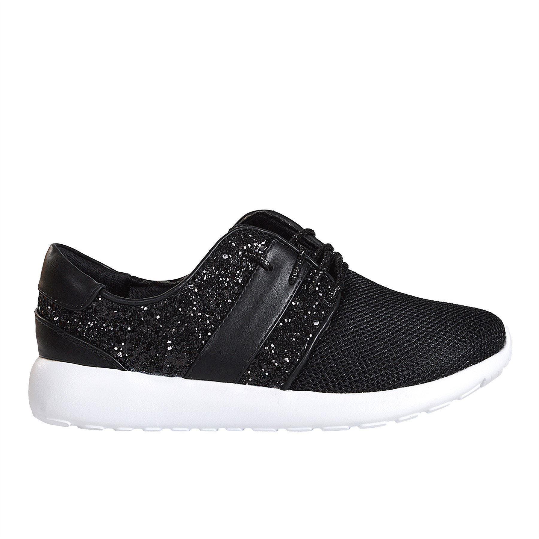 Sparkle Lace Up Shoes