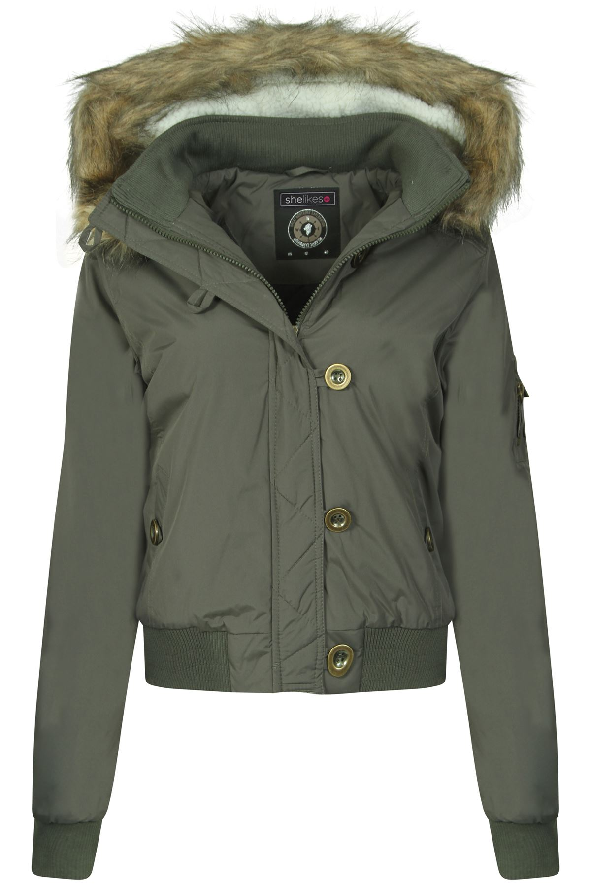 Find women's khaki parka with fur hood at ShopStyle. Shop the latest collection of women's khaki parka with fur hood from the most popular stores -.