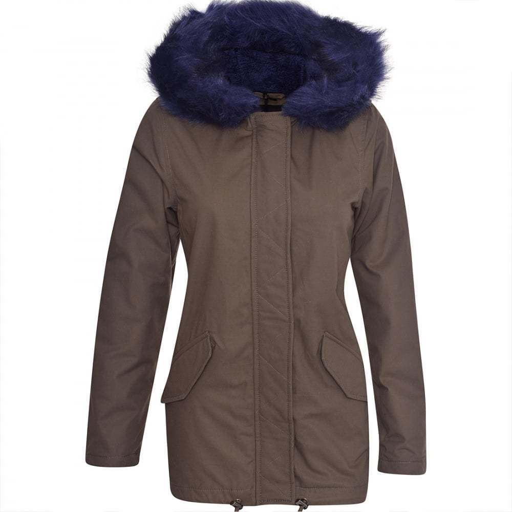 Parka coats for women uk