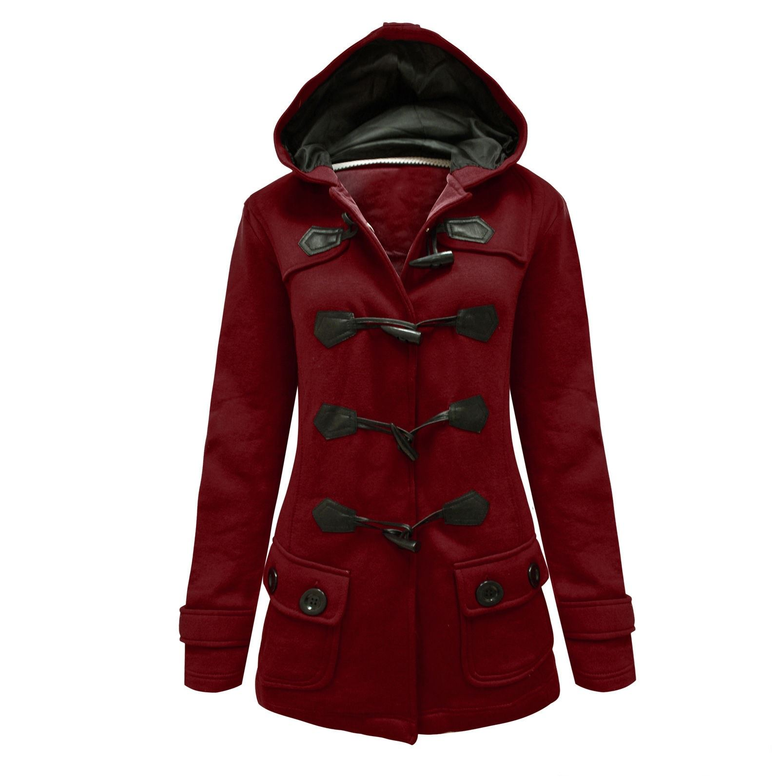 Find Duffle from the Womens department at Debenhams. Shop a wide range of Coats & jackets products and more at our online shop today. Menu Tall black faux fur hooded duffle coat Save. Was £ Now £ The Collection Navy hooded duffle coat .