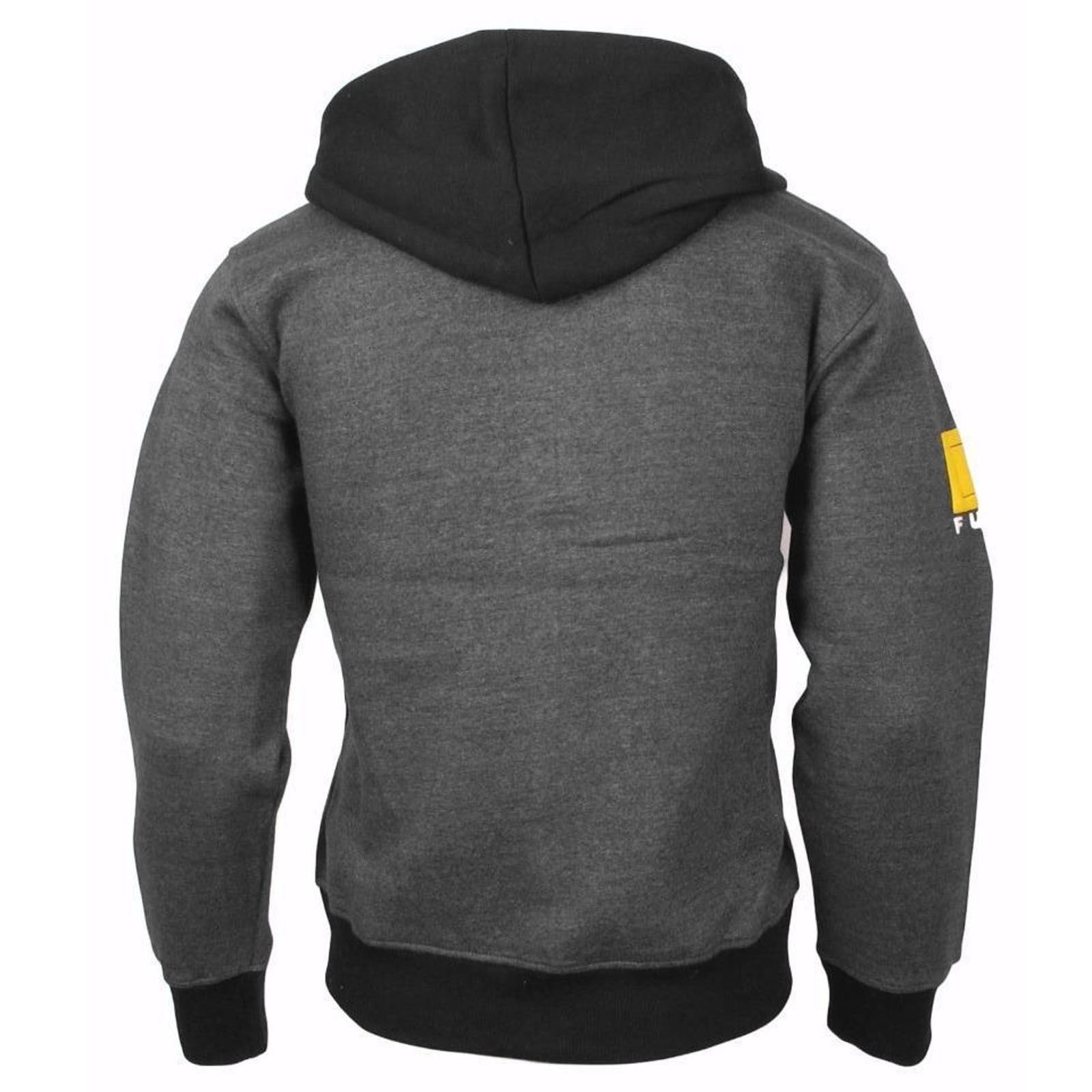 Mens DL FUNK Hoodie Sweatshirt Hooded Zip Up Stylish Jumper Fleece Top Jacket