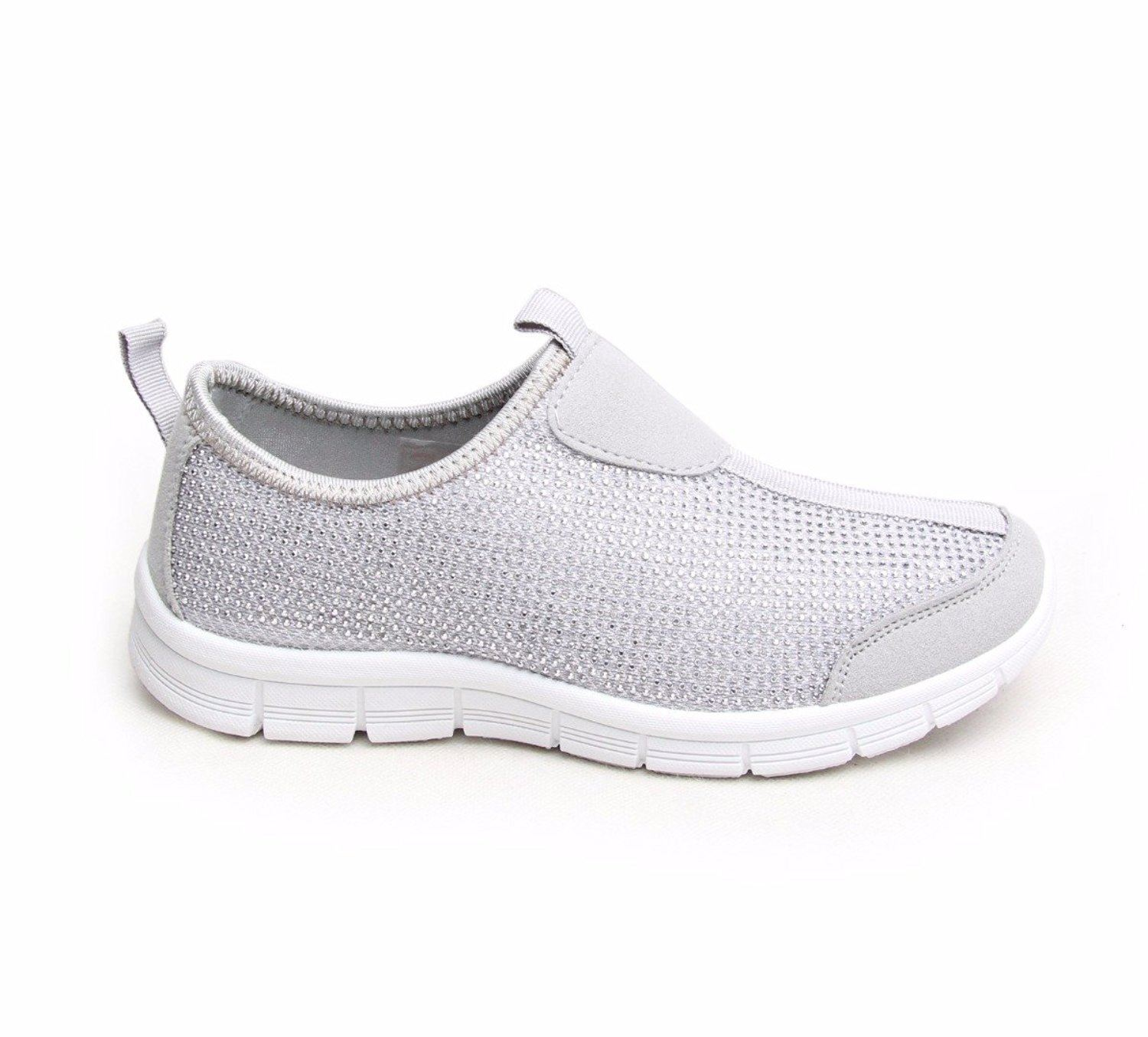 View all ladies footwear Our range of ladies trainers are perfect for jogging, sprinting or simply walking. Have a look at our collection of the latest womens trainers from big brands such as Nike, adidas, Lacoste, Skechers, Under Armour, New Balance, Reebok, Asics and many more.