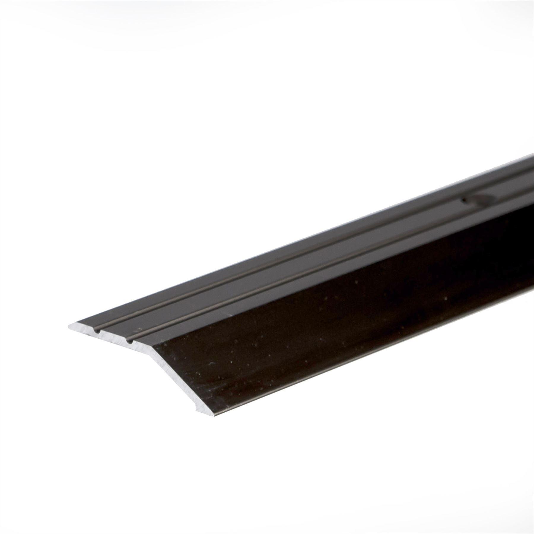 Anodised Aluminium Door Floor Bar Edge Trim Threshold Ramp