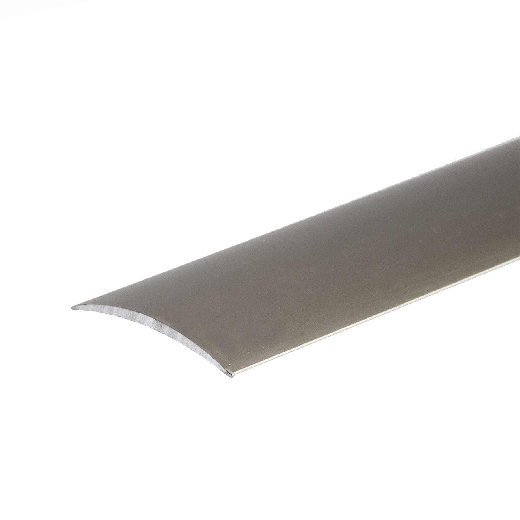 self adhesive anodised aluminium door floor bar edge trim. Black Bedroom Furniture Sets. Home Design Ideas