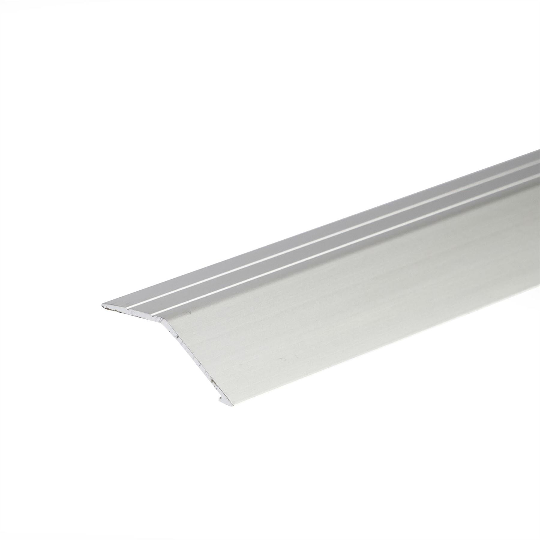 Selfadhesive anodised aluminium door floor bar edge trim for Floor edge trim
