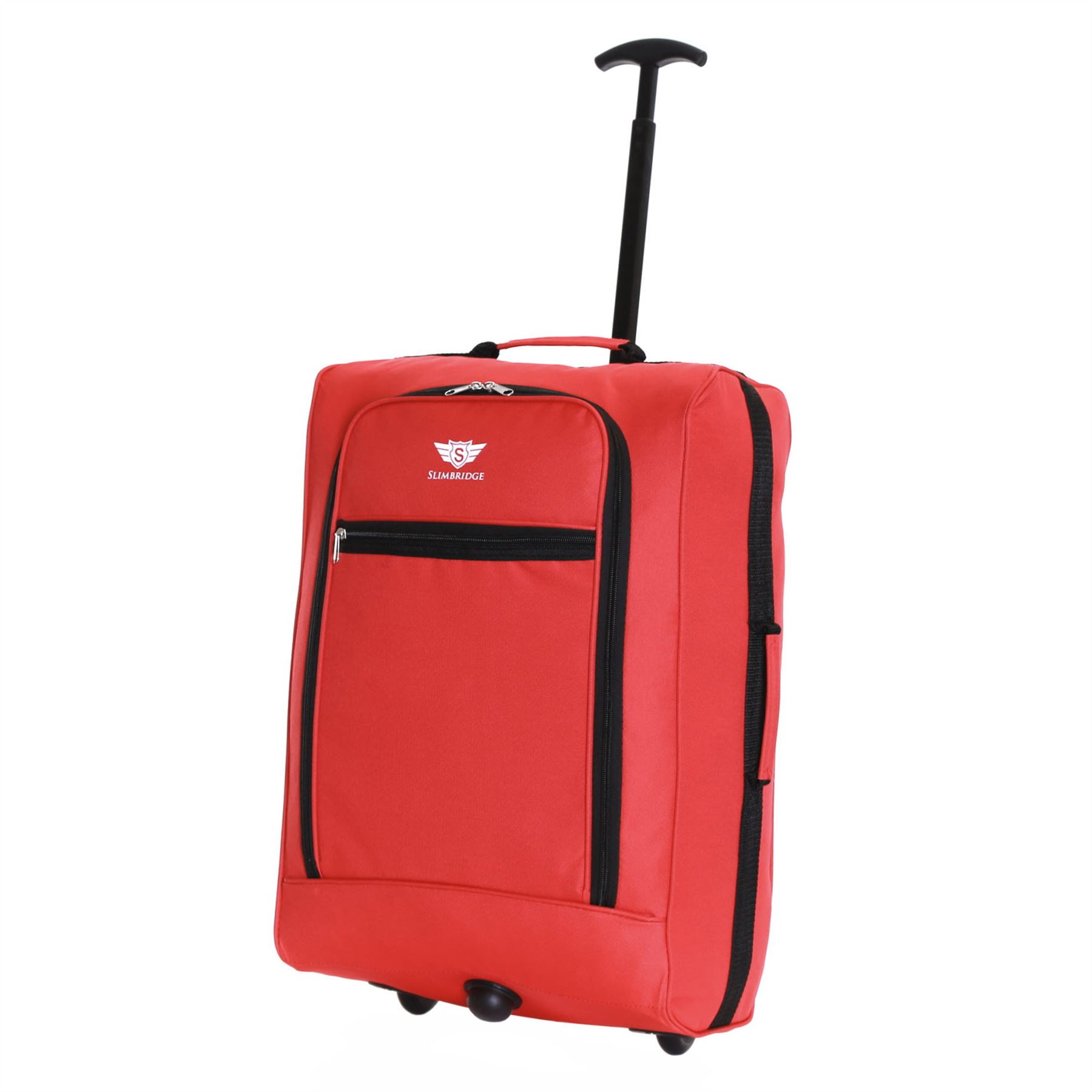 ryanair easyjet 55cm cabin approved hand luggage trolley. Black Bedroom Furniture Sets. Home Design Ideas