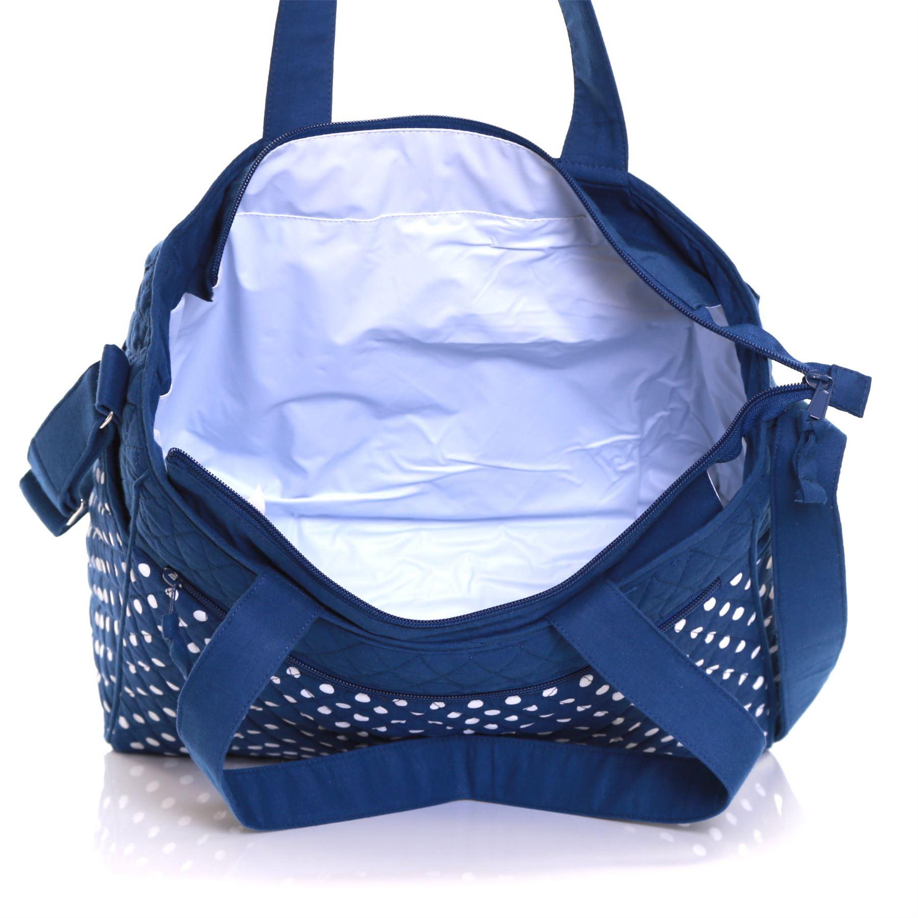 Mummy Maternity Diaper Baby Handbag Tote Wipe Clean Bag ...