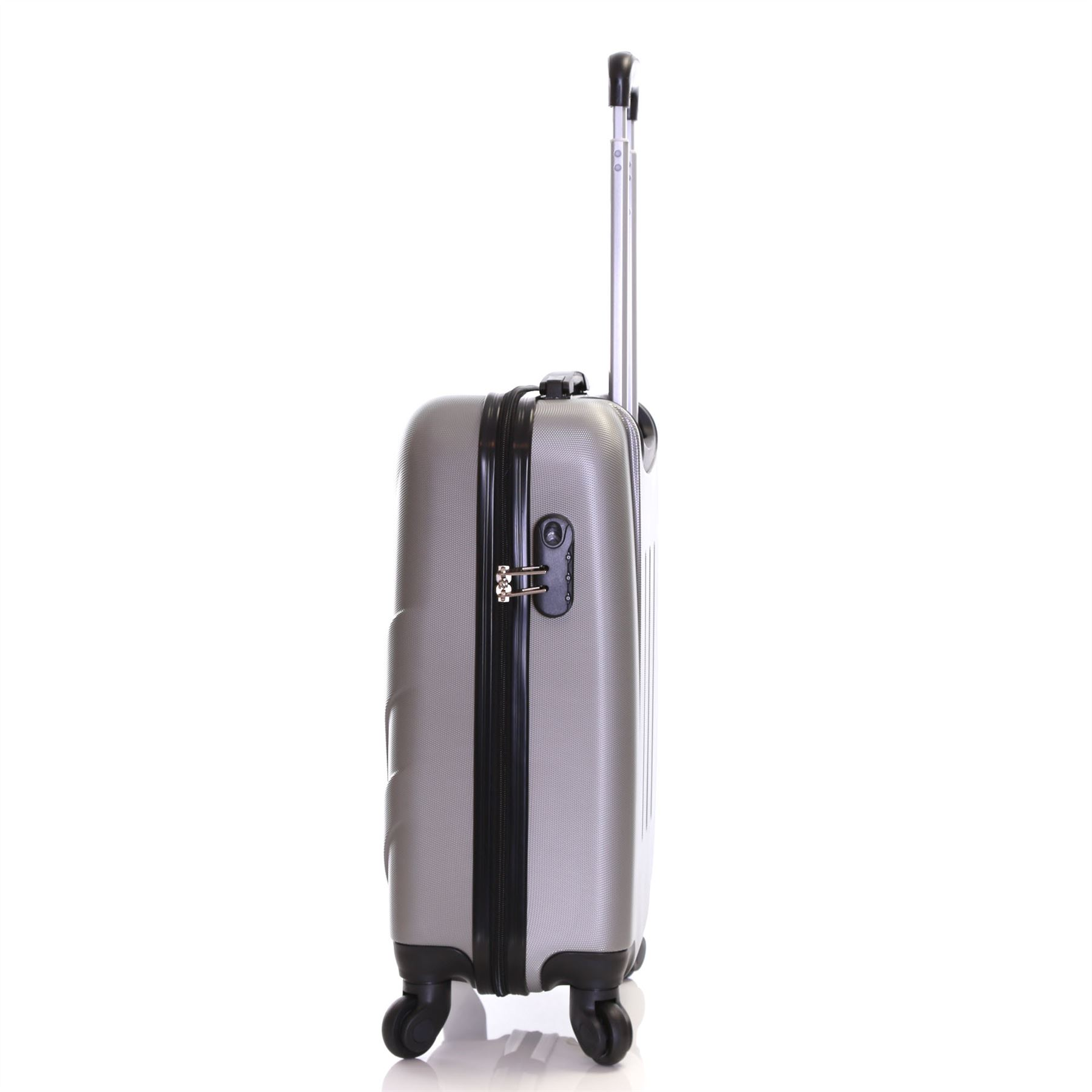 Ryanair 55 cm Hard Cabin Approved Spinner Trolley Hand Luggage ...