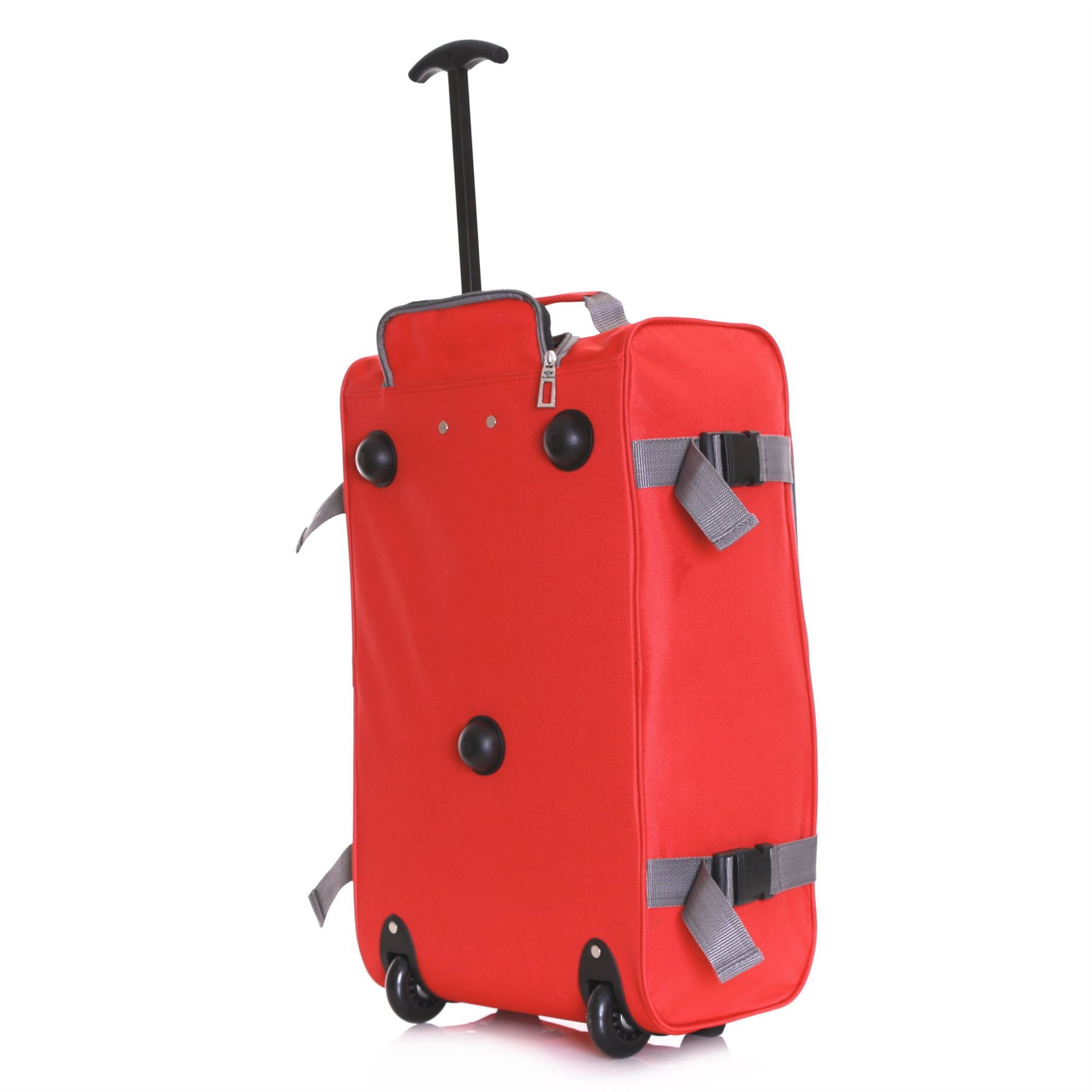 Ryanair-Easyjet-Set-of-2-Cabin-Approved-Hand-Trolley-Suitcases-Luggage-Case-Bags thumbnail 33