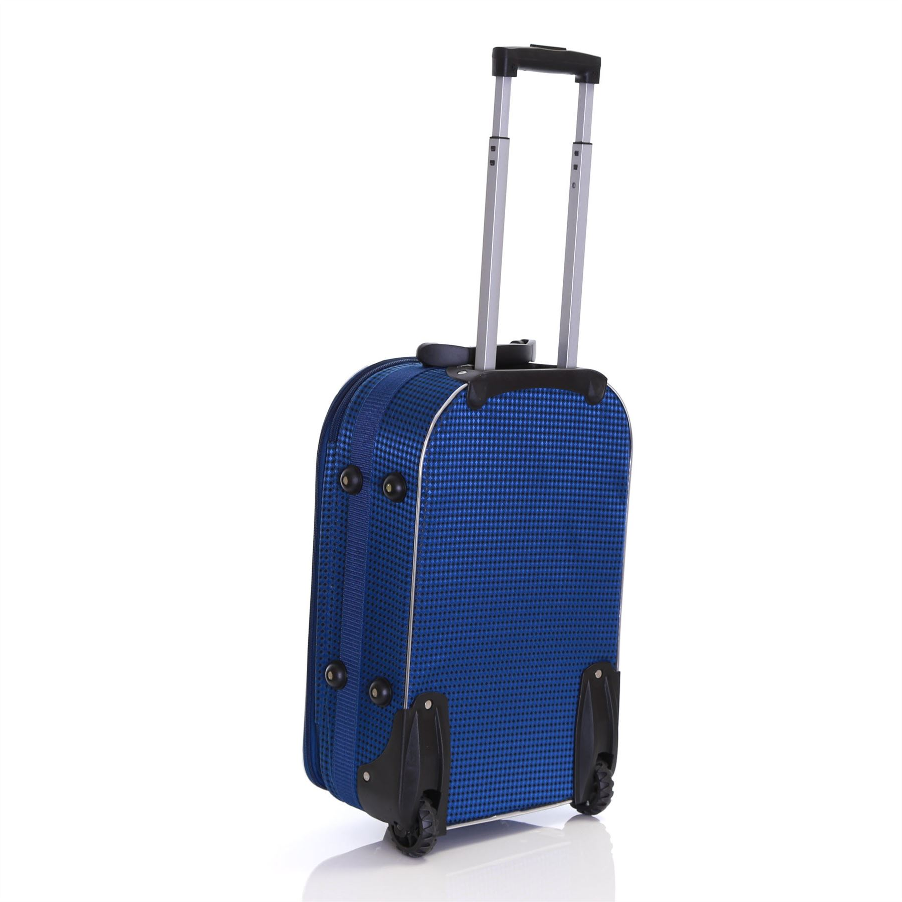 Set-of-2-Lightweight-Expandable-Luggage-Trolleys-Suitcases-Cases-Bags-Set thumbnail 13