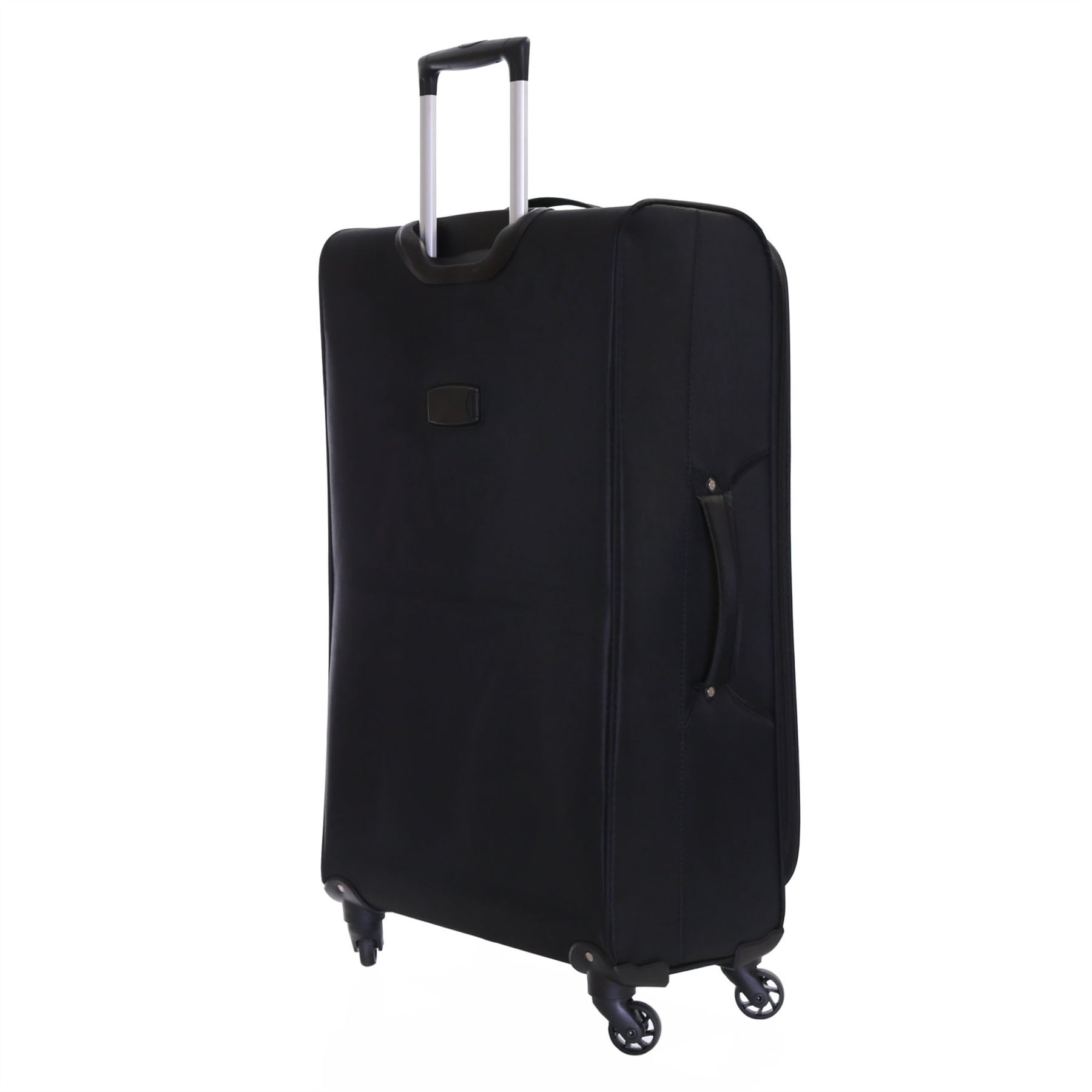 bfc8e70f1b5 ailouis 36 Inch Expandable Extra Large Wheeled Travel Duffel Luggage Bag ( Black B)
