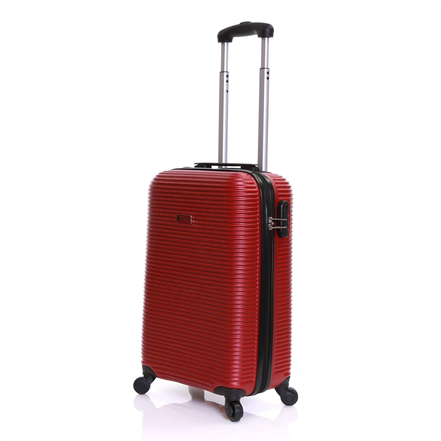 hartplastik kabinengep ck gep ck koffer trolley tasche reisetasche handgep ck ebay. Black Bedroom Furniture Sets. Home Design Ideas