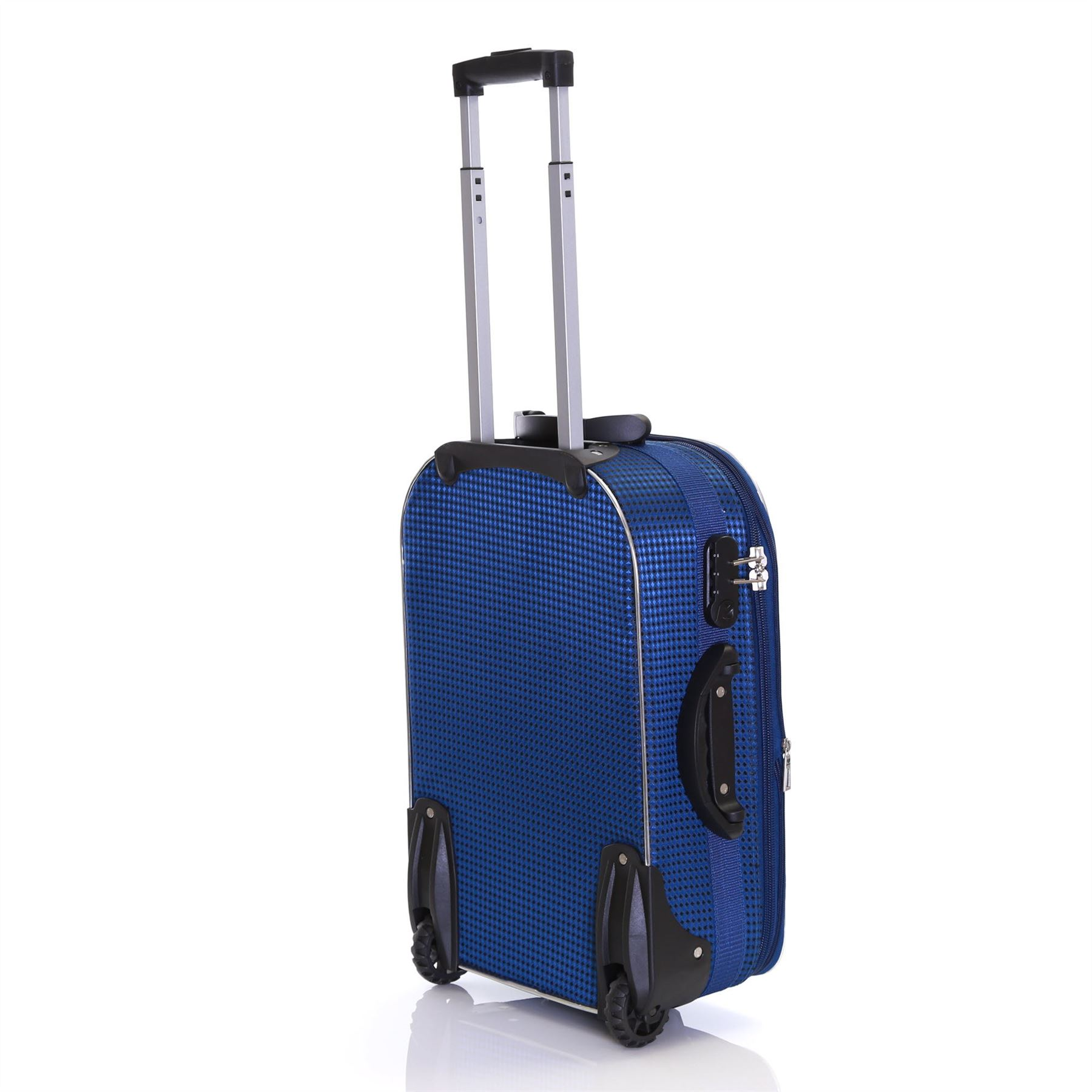 Set-of-2-Lightweight-Expandable-Luggage-Trolleys-Suitcases-Cases-Bags-Set thumbnail 12