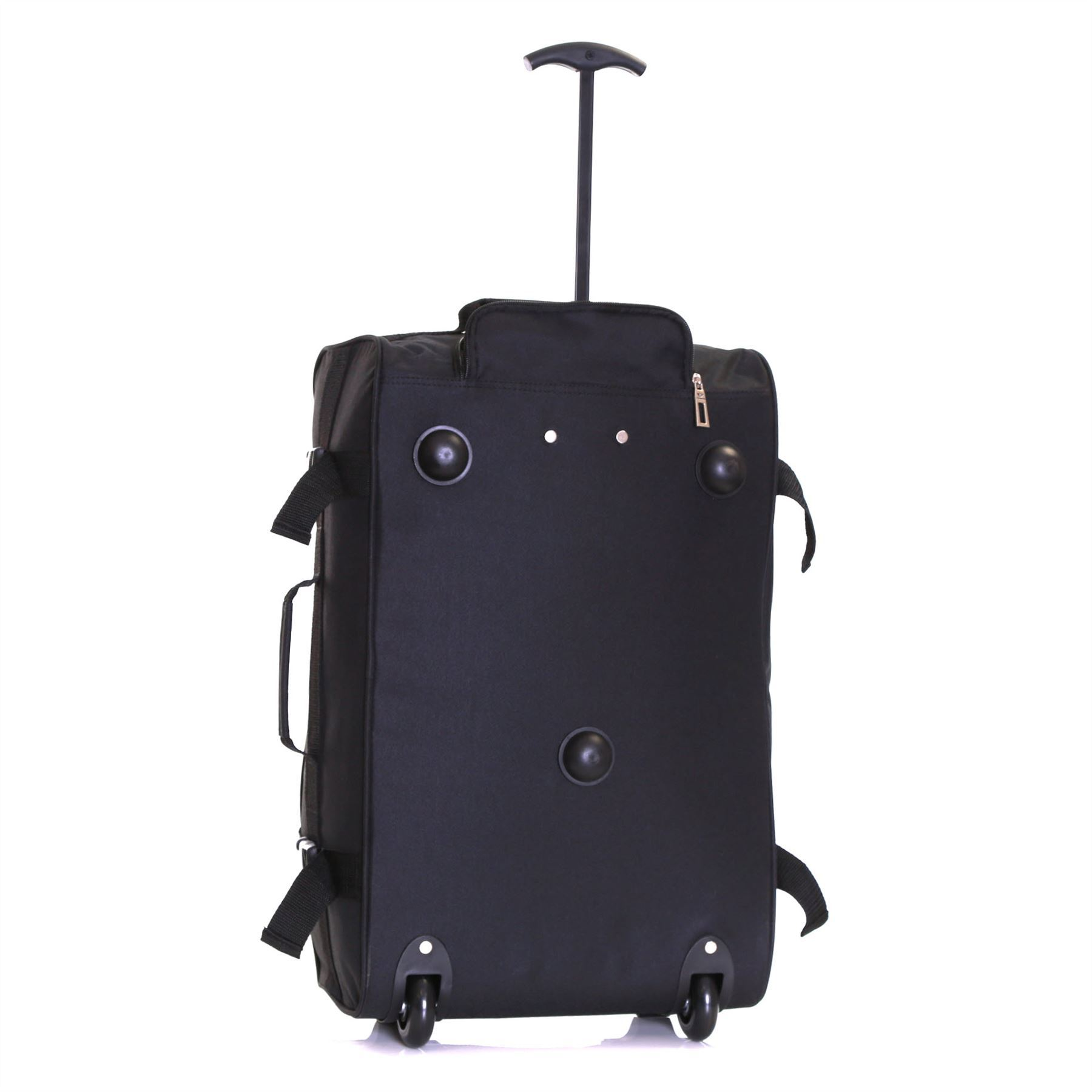 Ryanair-Easyjet-Set-of-2-Cabin-Approved-Hand-Trolley-Suitcases-Luggage-Case-Bags thumbnail 4