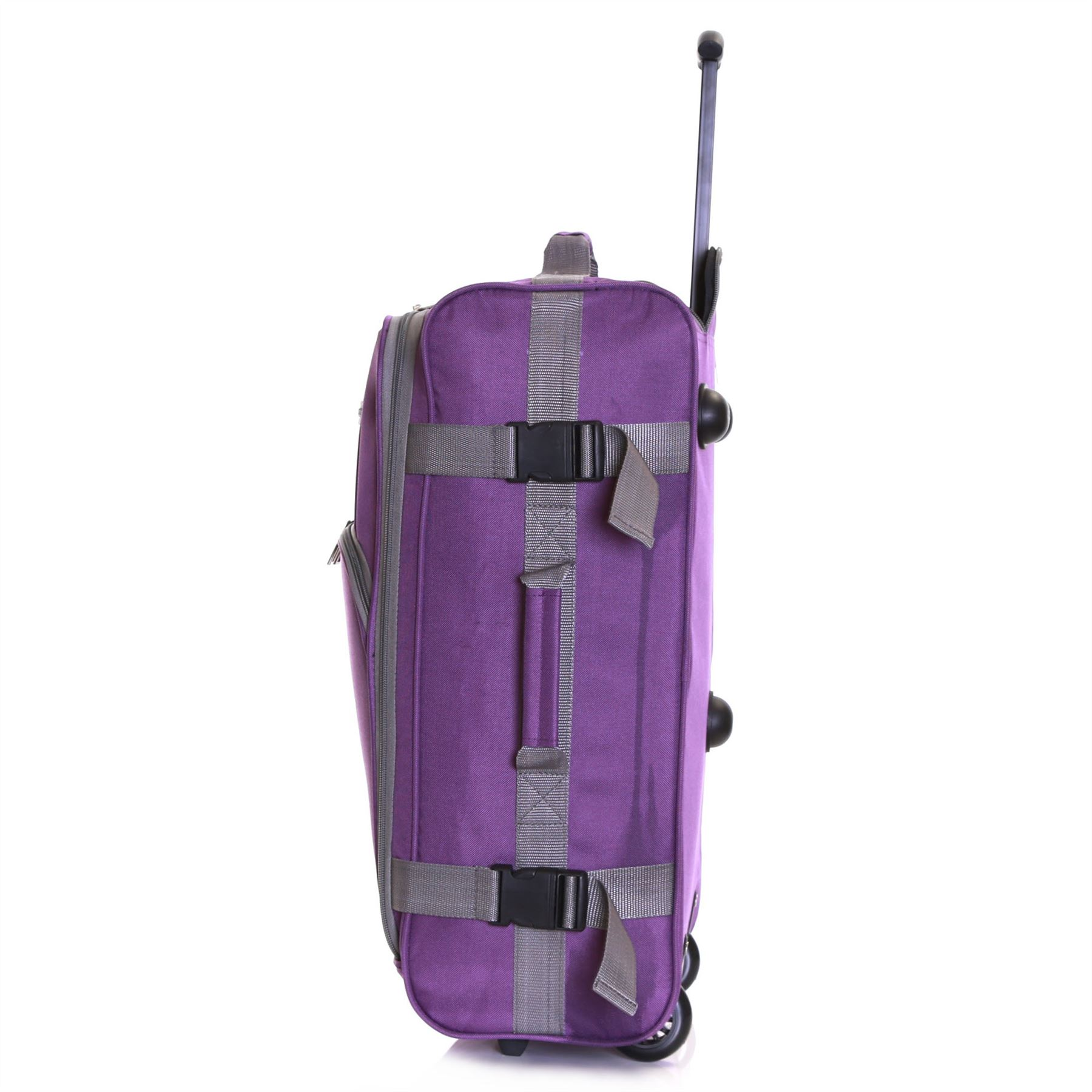 Ryanair-Easyjet-Set-of-2-Cabin-Approved-Hand-Trolley-Suitcases-Luggage-Case-Bags thumbnail 12