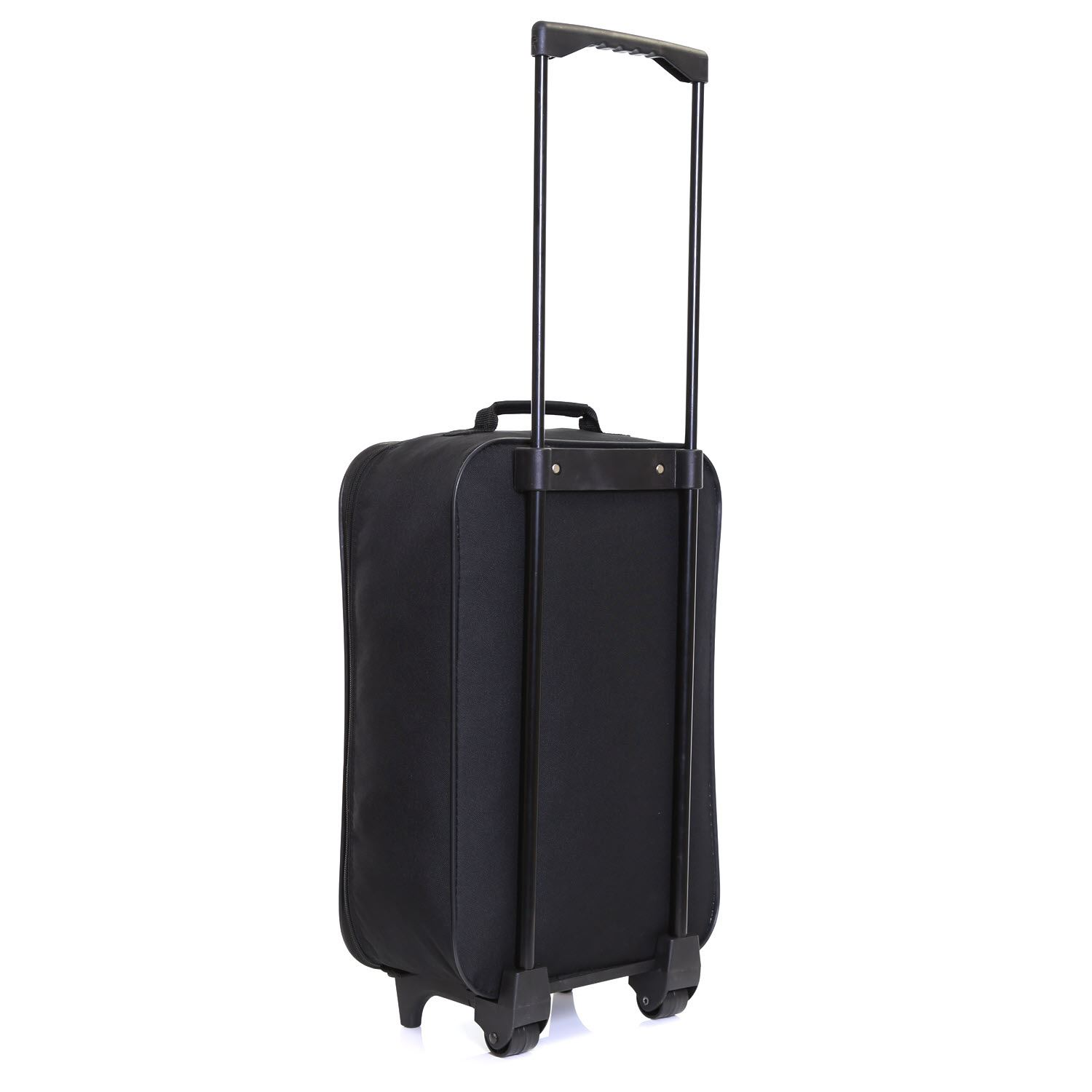 Easyjet flybe ryanair cabin carry on hand luggage trolley for Cabin bag size