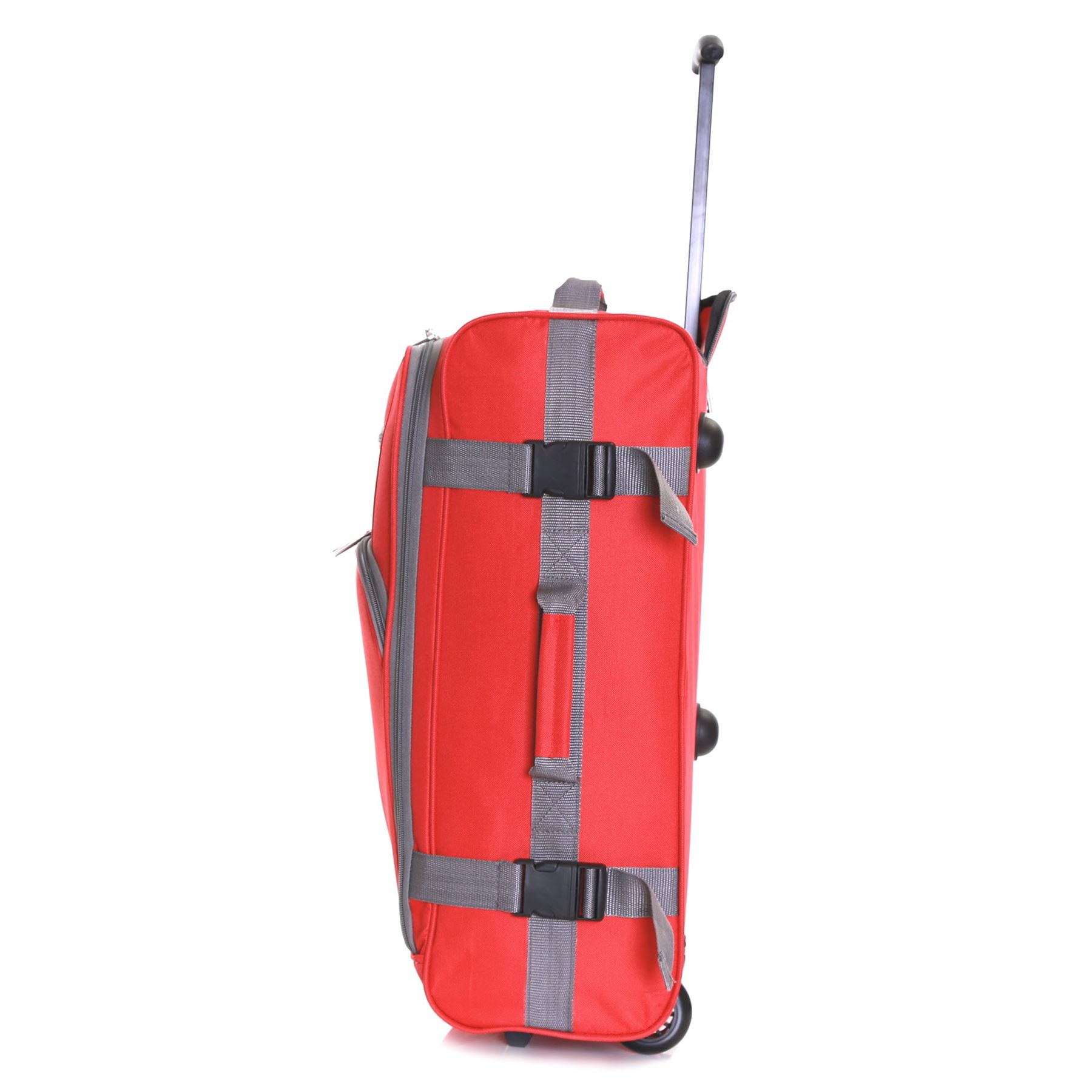 Ryanair-Easyjet-Set-of-2-Cabin-Approved-Hand-Trolley-Suitcases-Luggage-Case-Bags thumbnail 19