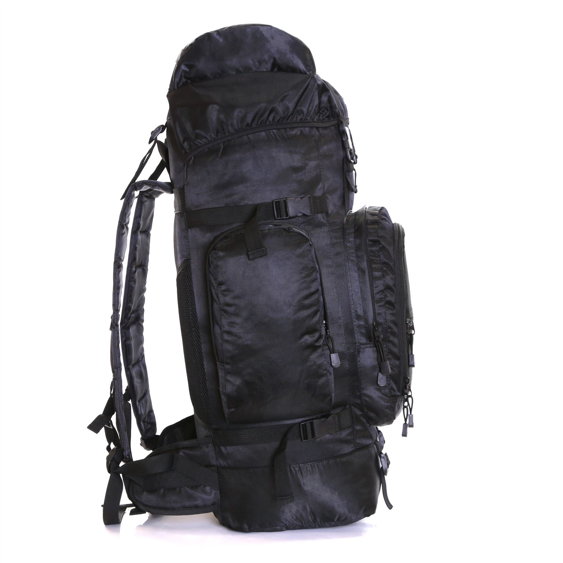 Extra Large 80L Travel Backpack Hiking//Camping Rucksack Luggage Bag UK