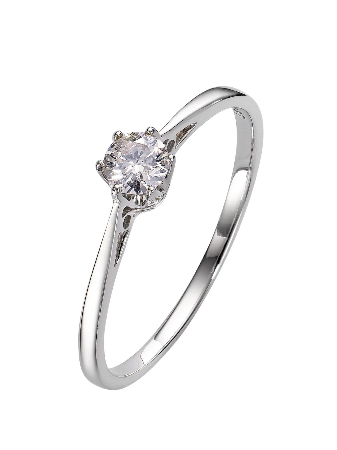 platin diamant engagement solitaire ring 6 klaue brilliant cut 1 5 karat h si2 ebay. Black Bedroom Furniture Sets. Home Design Ideas