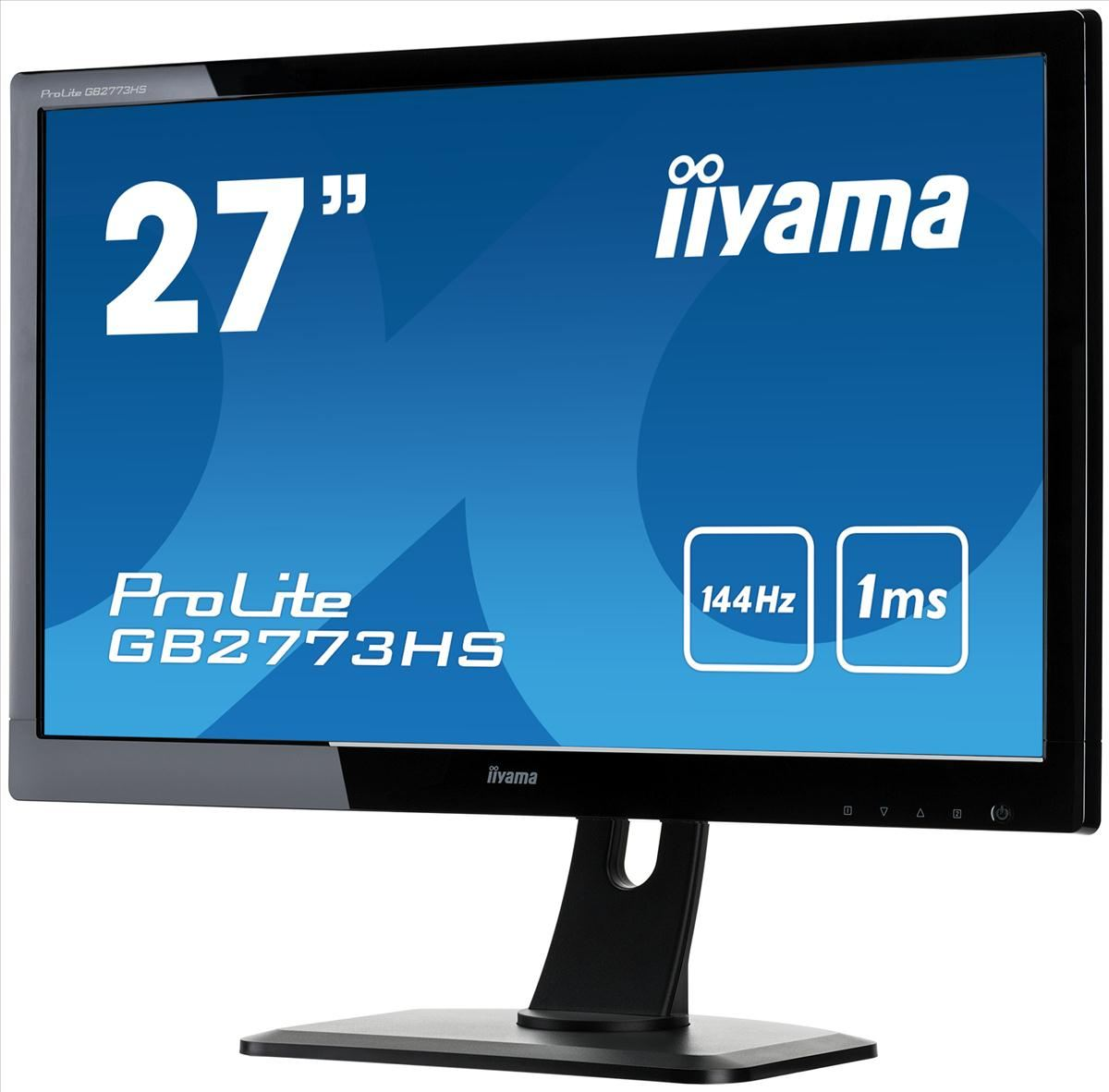ProLite GB2773HS 2 27 inch LED Backlit LCD Monitor 1000:1 300cd/m2 #074D87