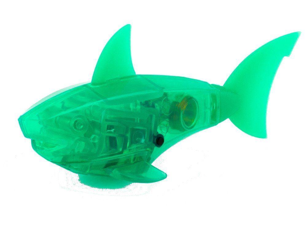 Hexbug aqua bot fish underwater robotic shark aquabot kids for Hex bugs fish