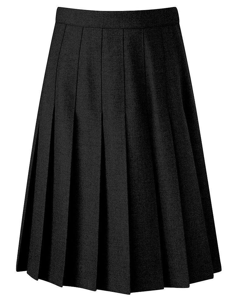 Banner Davenport Knife Pleat Skirt Black / Grey / Navy. Waists from 22-38u0026quot;. | eBay