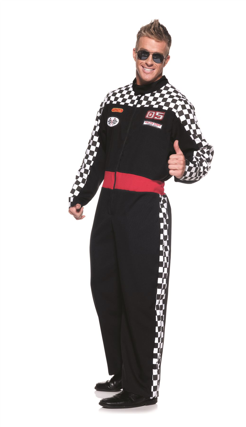 Race Car Jumpsuit Men