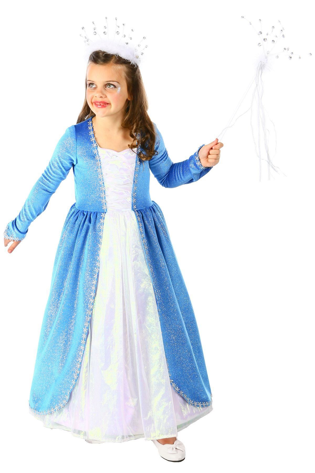 Blizzard Queen Frozen Elsa Costume Child Ebay  sc 1 st  Meningrey & Elsa Costume Ebay - Meningrey