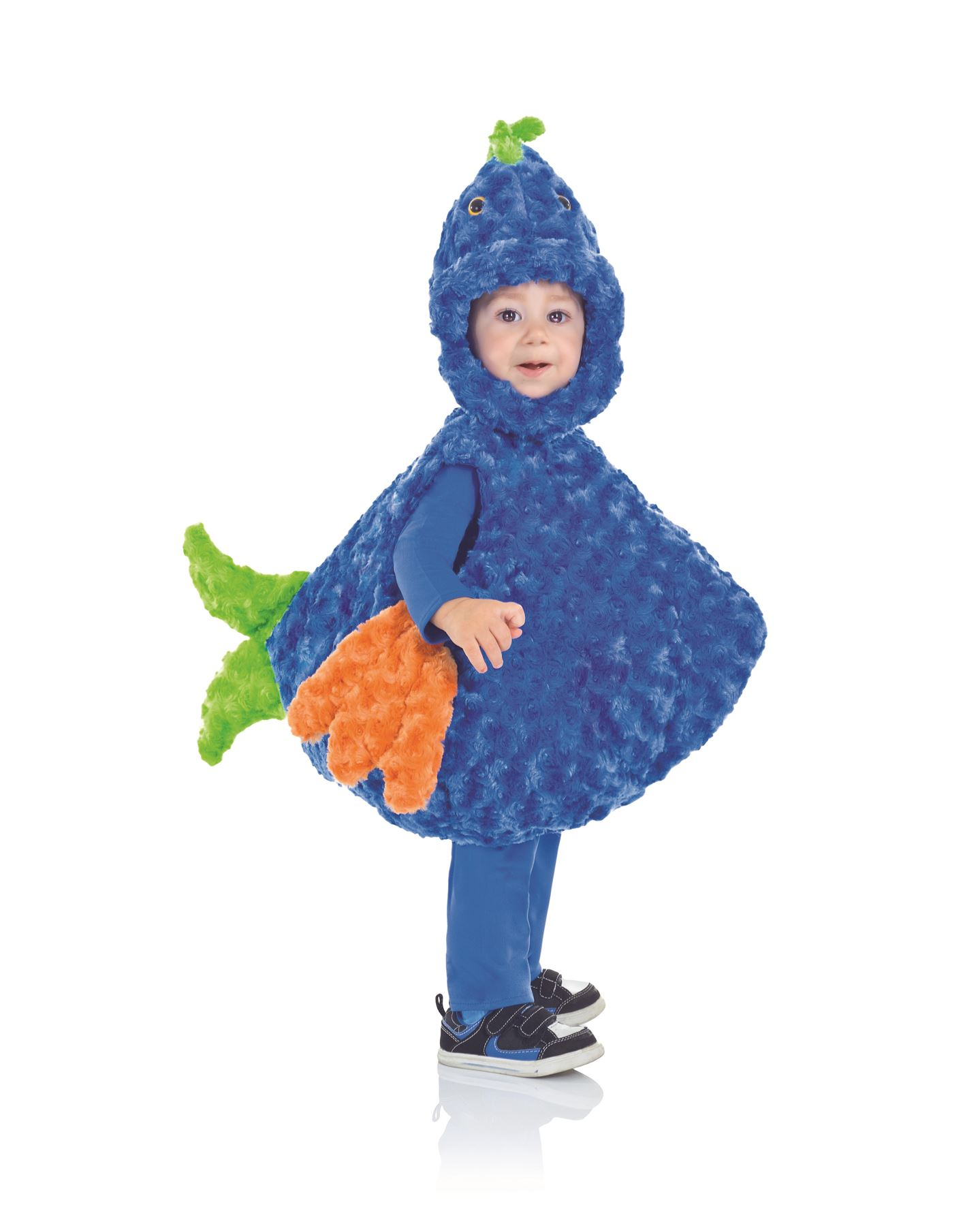 Toddler fish belly baby kids boys girls halloween costume for Kids fish costume