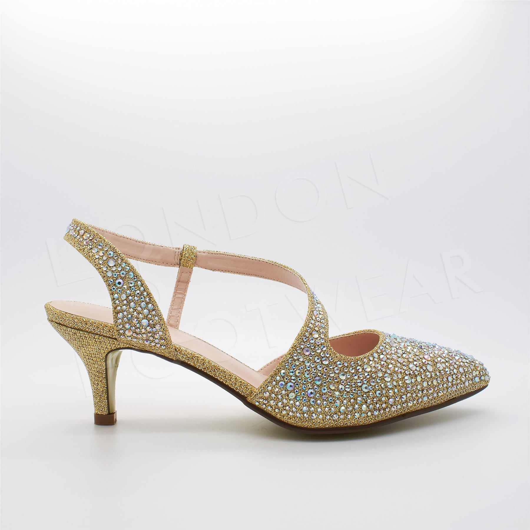 3bfda1438 Kitten Heel Evening Shoes – Jerusalem House