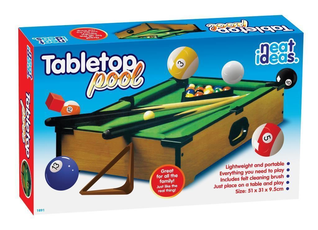 20-034-Compact-Table-Top-Football-Air-Hockey-Pool-Game-Set-Children-Family-Fun-Gift thumbnail 9