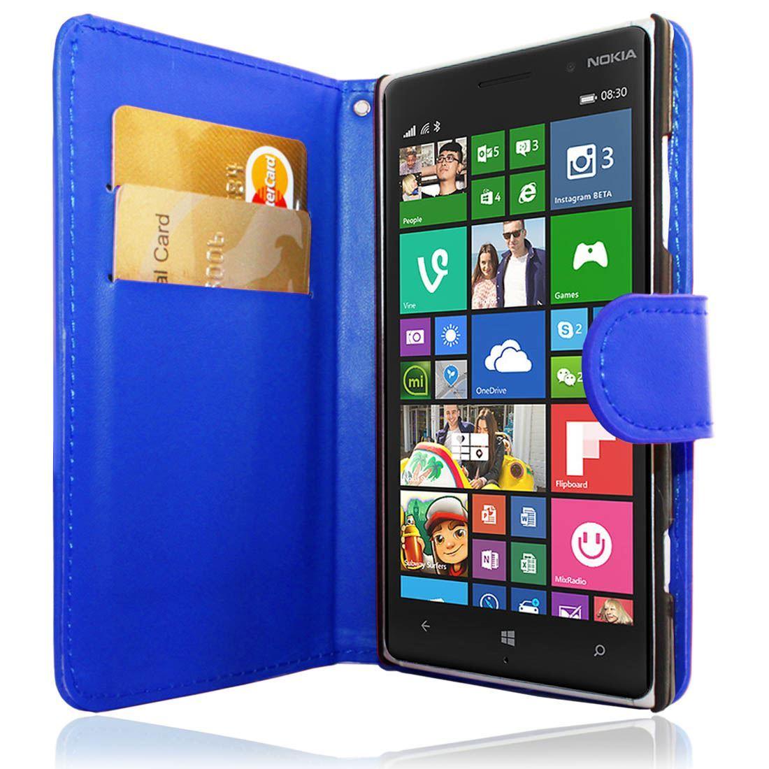 10 Wholesale Wallet Flip Case Cover For Nokia Lumia 925