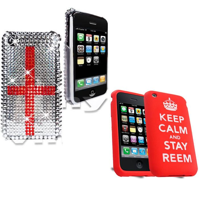 RED-iPhone-3G-3GS-FOR-ENGLAND-FLAG-RHINESTONE-RED-KEEP-CALM-STAY-REEM-CASE-COVER