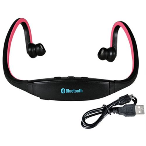 bass stereo wireless bluetooth headset headphones sport for iphone ipad samsung ebay. Black Bedroom Furniture Sets. Home Design Ideas