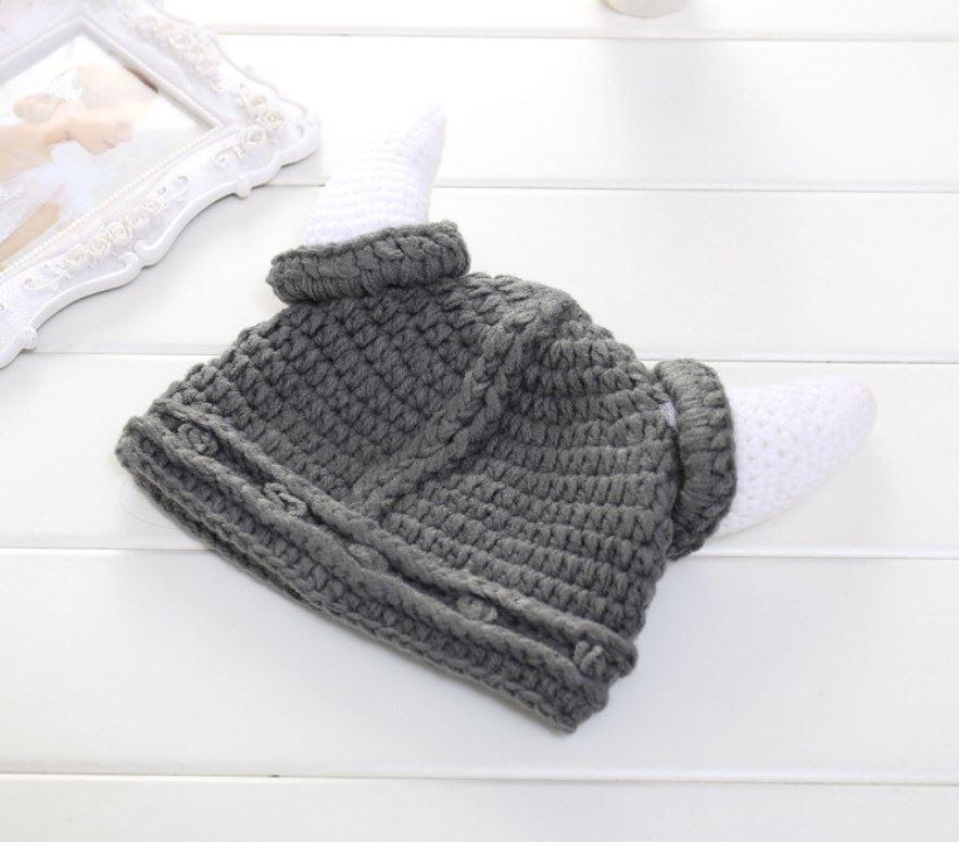 Handmade animal hat crochet baby cocoon sleeping clothes ebay