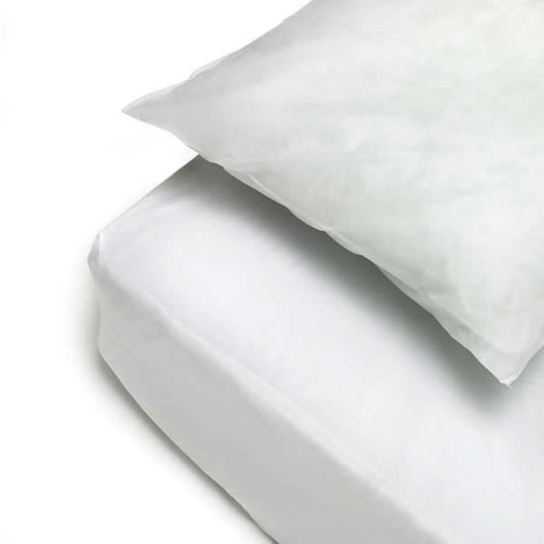Fitted Waterproof Bed Mattress Protector Cover Plastic