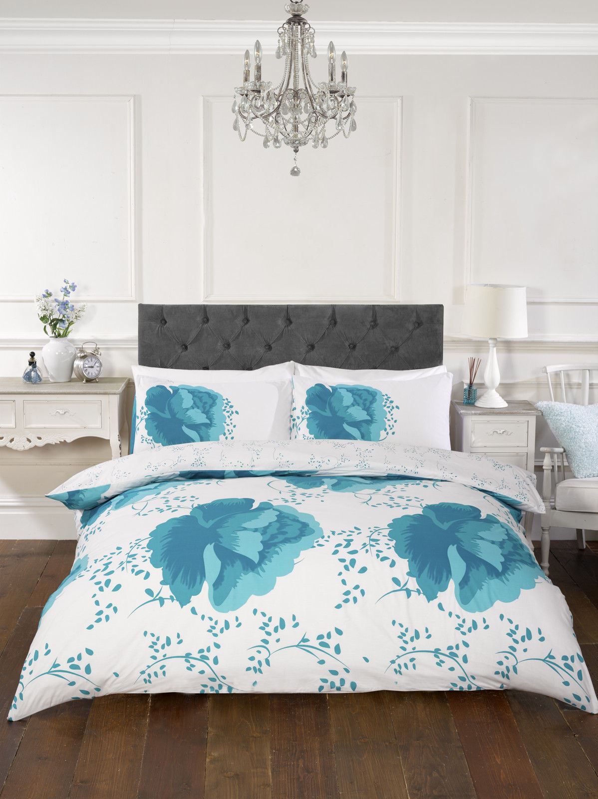 luxury printed duvet cover with pillow case quilt cover. Black Bedroom Furniture Sets. Home Design Ideas