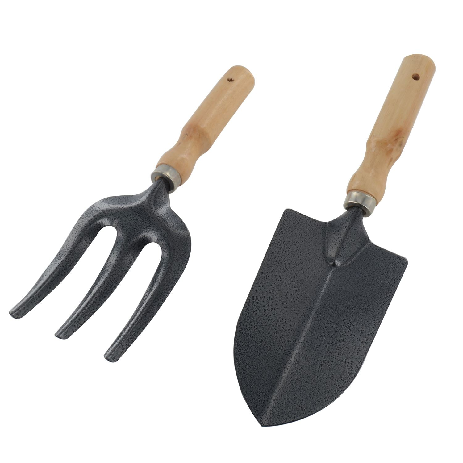 Garden trowel hand fork tool gardening potting weeding for Small garden hand tools