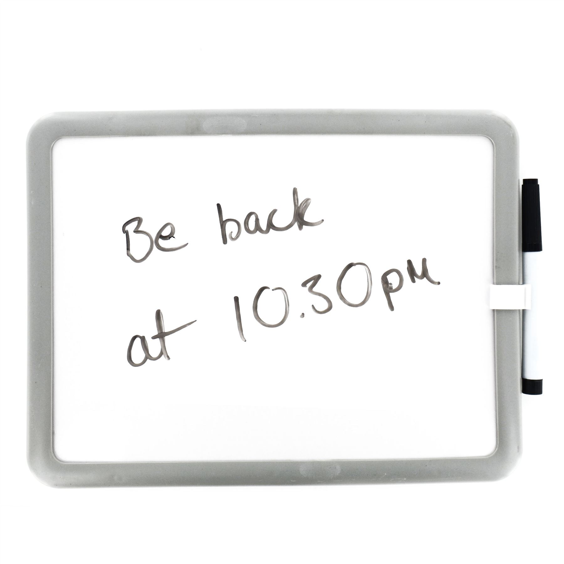 Small Magnetic Dry Wipe White Home Memo Notes Board Office Whiteboard Planner